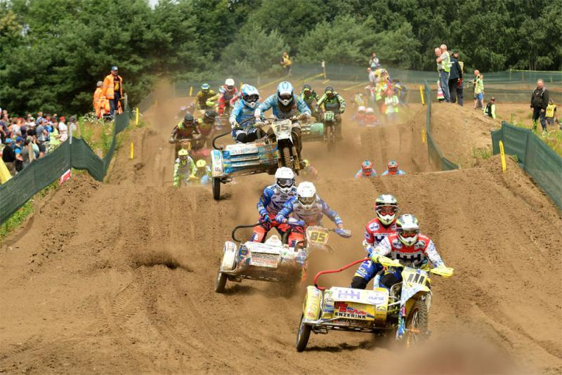 Calendrier Side Car Cross 2019.Calendrier Championnat Du Monde Motocross Side Car 2019
